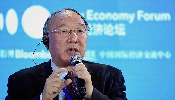 中国国际经济交流中心副理事长黄奇帆。图片来源:人民视觉