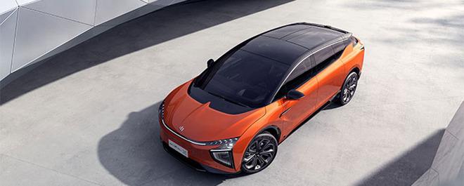 可进化的SUV你见过么?高合HiPhi X北京车展上市