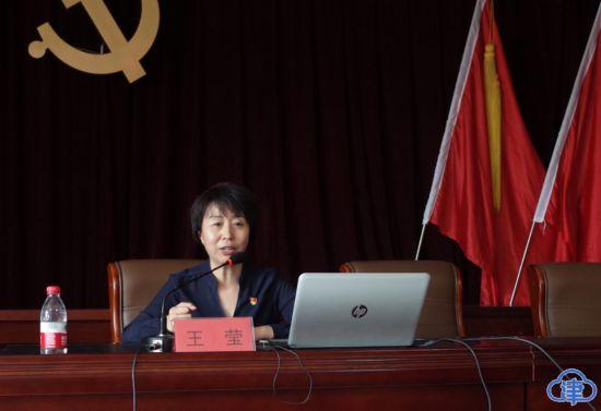 天津市宝坻区大钟庄镇党员干部聆听抗疫故事 感受榜样力量