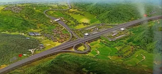 临建高速首座隧道贯通 未来临安到建德更快更方便
