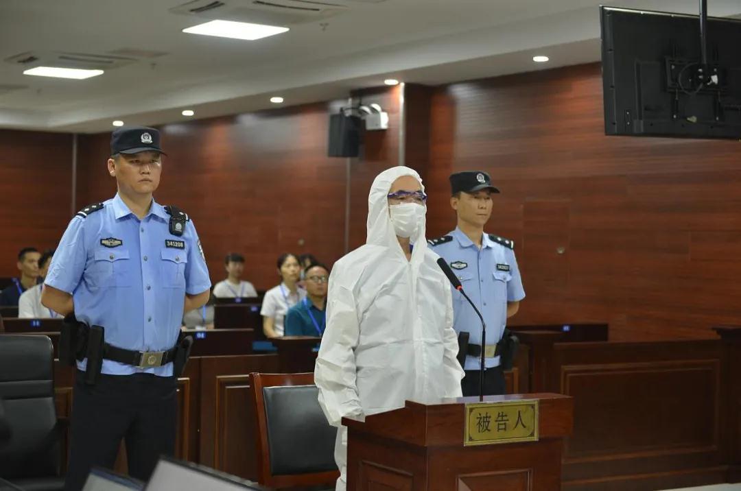 被控受贿655万余元 安徽省供销社原理事会副主任唐庆明受审
