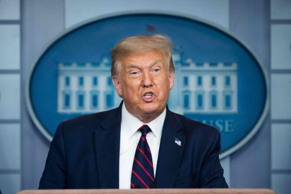 [美国大选]特朗普称有兴趣在大选后举办G7峰会 未表态是否邀请普京