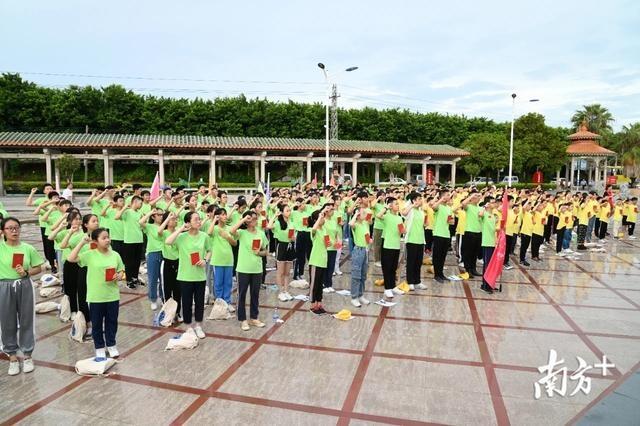 普法+研学,汕头澄海创新青少年法治教育新模式