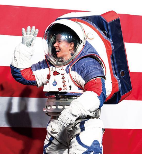 NASA:2024年穿着飞船上月球
