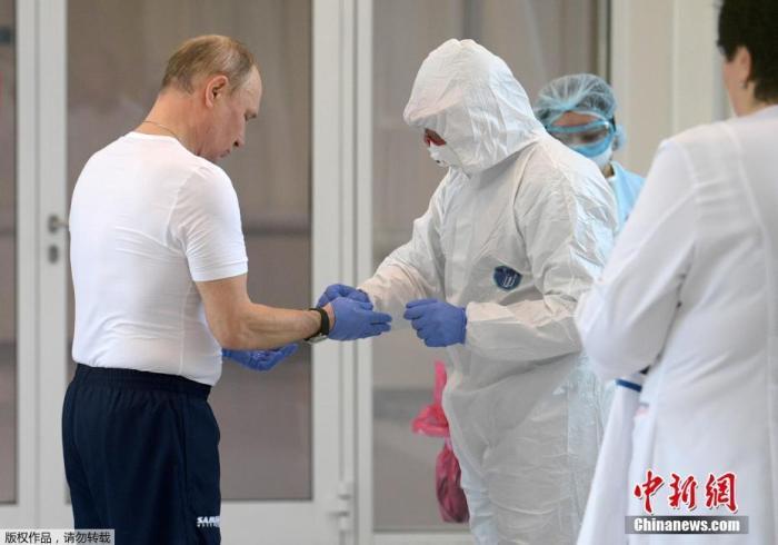 [普京]普京:俄注册世界第一种新冠病毒疫苗