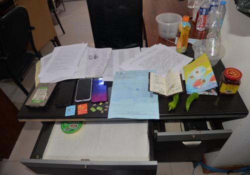"""黑龙江省绥化市公安局北林分局打掉一个贷款""""引流""""诈骗团伙"""