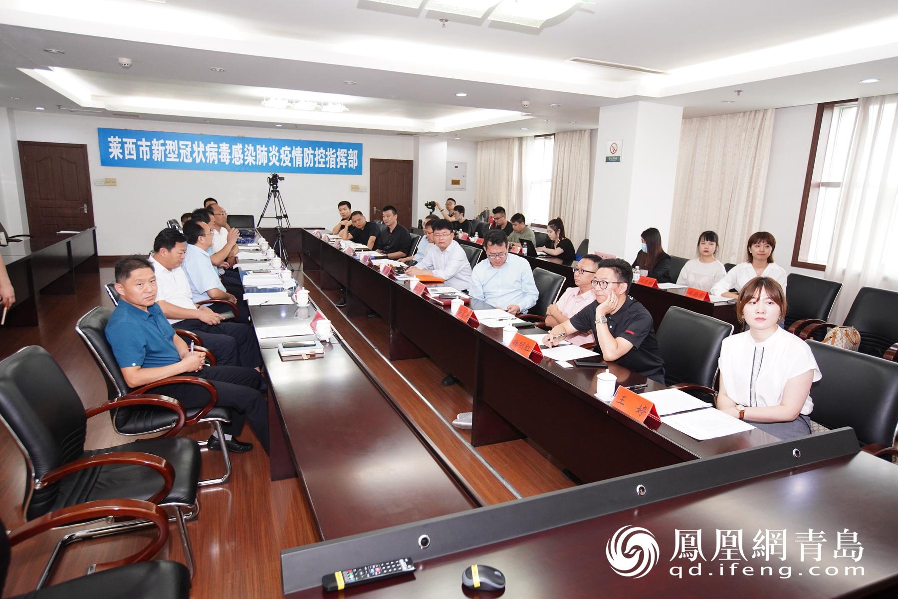 中国信通院工业互联网与物联网研究所所长金键:莱西突围工业互联网 要做好对企业的服务支撑