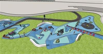 渝中黄沙溪江岸将打造1万平方米海绵城市