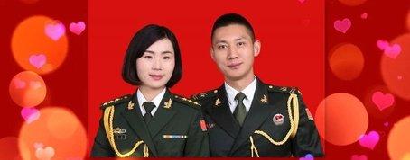 福建→西藏,男上士与女上尉的爱情!
