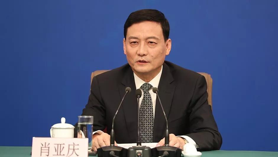 肖亚庆任工信部部长、胡和平任文旅部部长(图/简历)