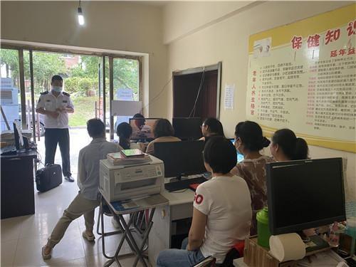 长沈社区组织居民参加消防安全知识培训活动 提高安全意识