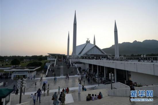 巴基斯坦费萨尔清真寺重开