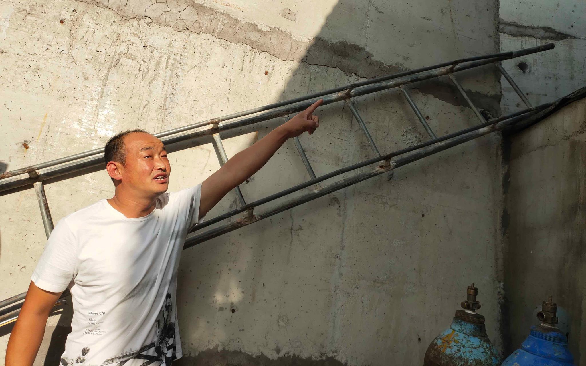 """傍晚六点半大雨""""赴约"""" 北京山区群测群防员说这将是个不眠夜"""