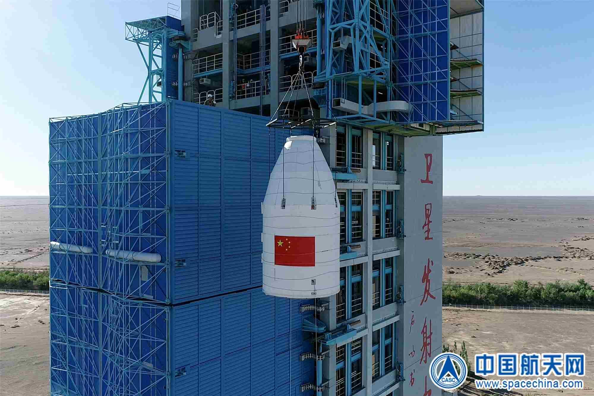 长征二号丁运载火箭成功执行50次发射任务侧记