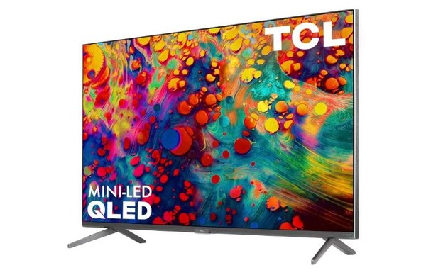 TCL 6系列Roku电视新款上市 拥有120Hz可变刷新率