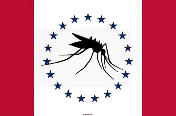 新州旗设计图案中有巨大蚊子,密西西比州:该方案已剔除