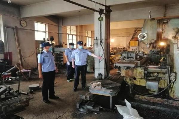 黑龙江伊春市友好区法院司法警察大队协助执行局完成一起执行案件