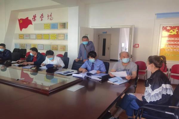 黑龙江加格达奇区检察院开展社区矫正检察工作