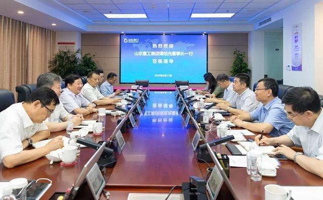 强强联合 山东重工与山东港口签署战略互助协议