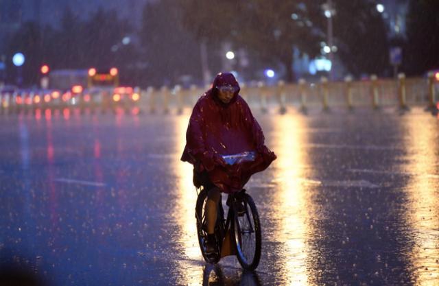 北京海淀丰台等地降雨已达暴雨级别 最大小时雨强在此地