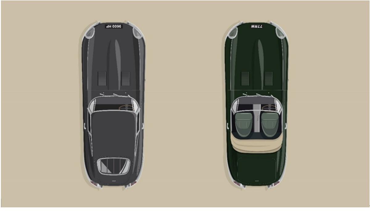向经典致敬 捷豹将推出E-Type 60周年典藏版车型