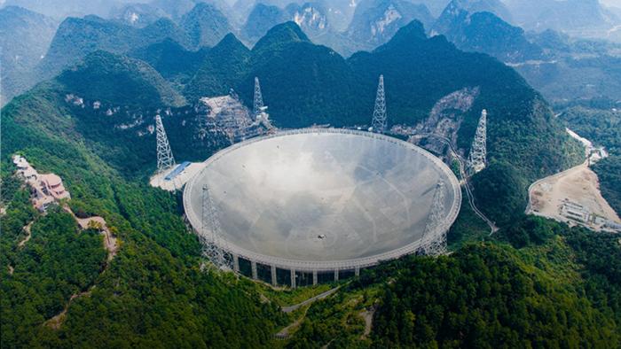 探秘中国科学院大科学装置专题营 在这里寻找世界的未来
