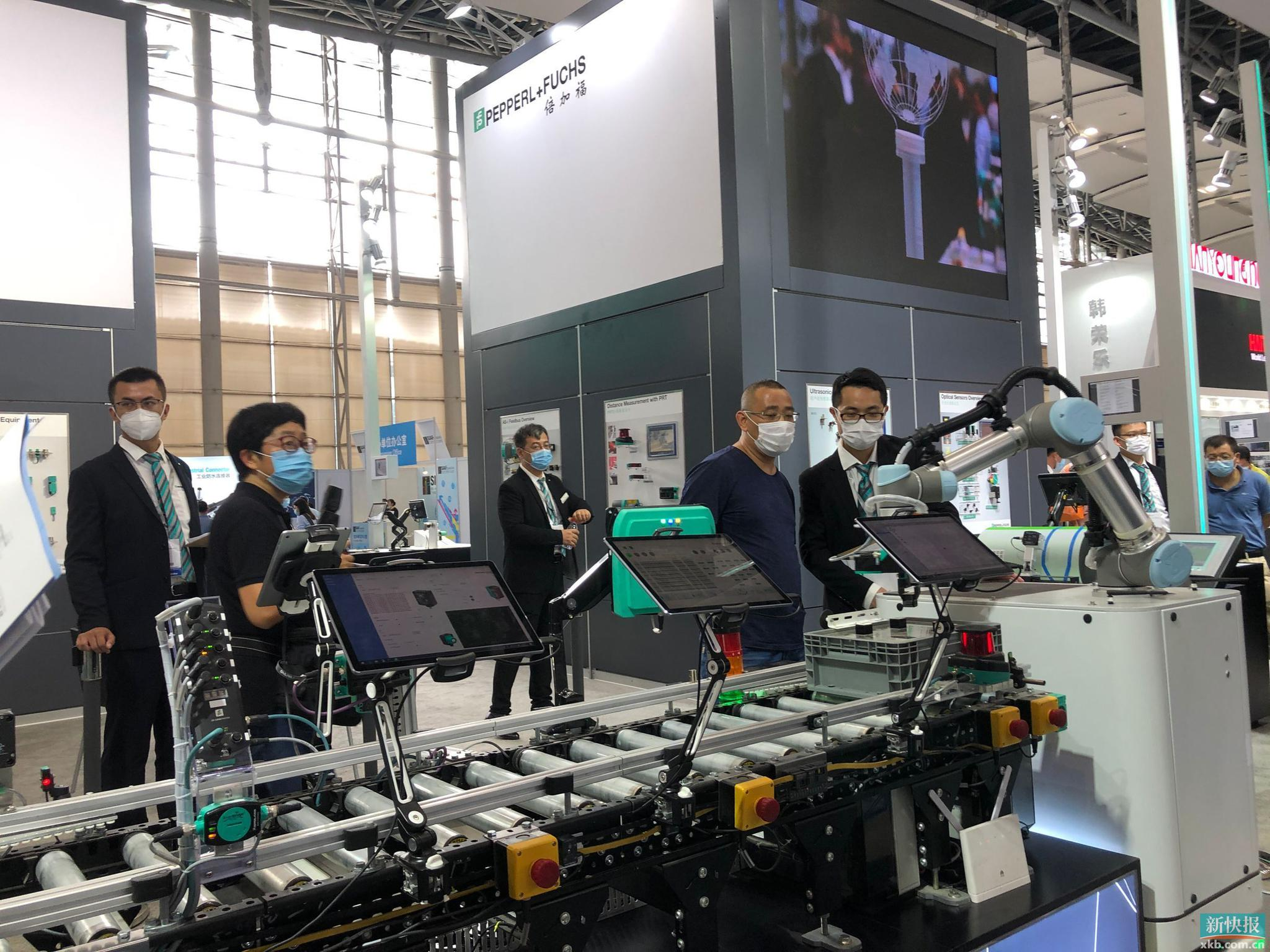 工业自动化技术及装备展重启,智能制造解决方案助行业复工复产