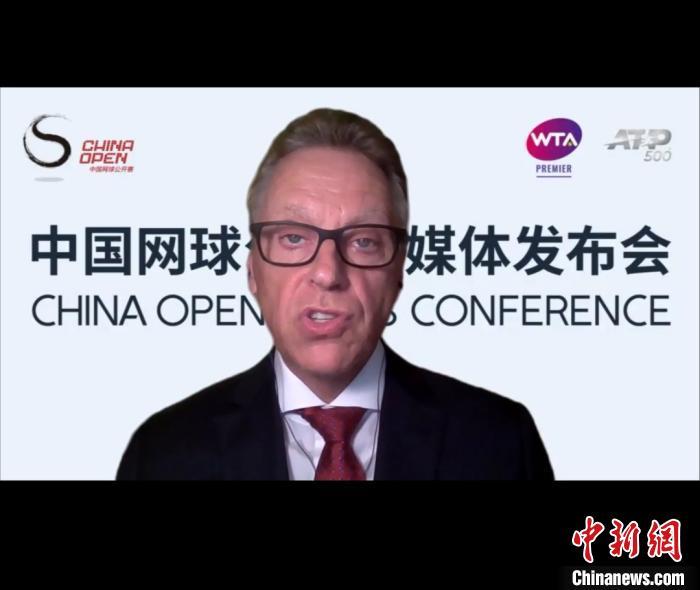 瑞典网球名人堂成员拉尔斯-格拉夫担任中网联合赛事总监