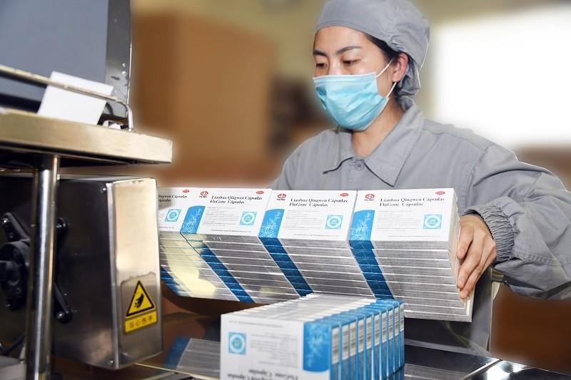 连花清瘟胶囊在菲律宾获批 中国驻菲大使馆:期待中药助力抗疫