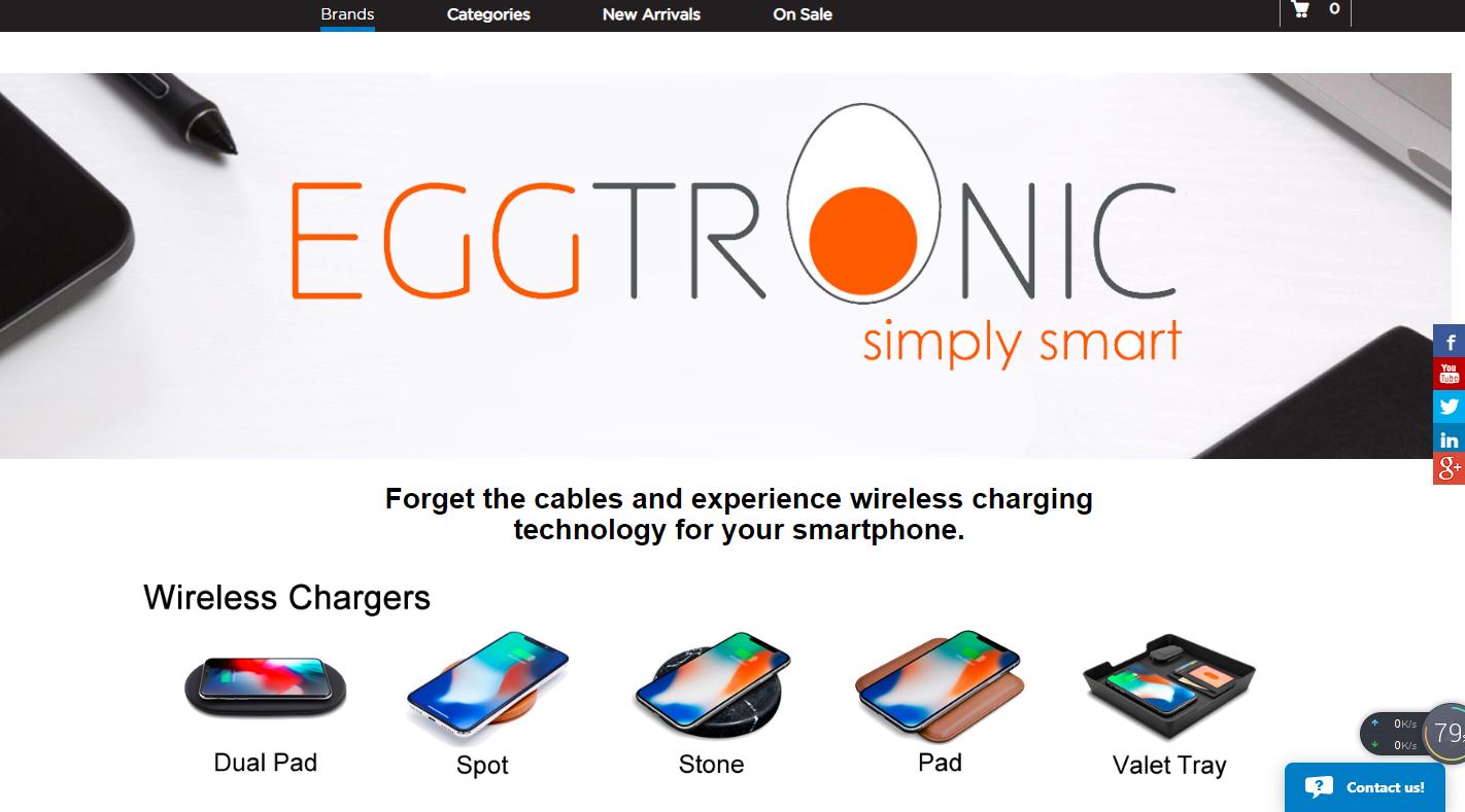 能够同时给四台苹果设备充电?意大利无线设备制造商「Eggtronic」获1000万美元A轮融资