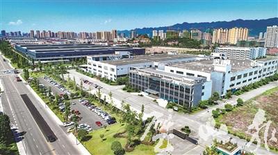产值309.7亿元 重庆璧山上半年工业经济同比增长2.8%