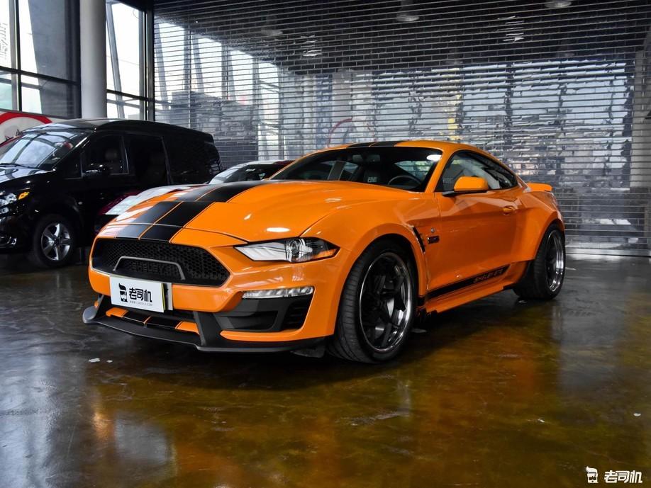 一辆可以合法上路的改装Mustang 静态体验SHELBY GTE