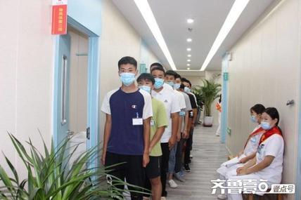 博兴县征兵体检工作结束 政治考核工作全面展开