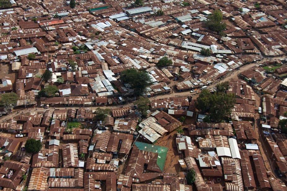世界银行将向肯尼亚提供1.5亿美元贷款 用于贫民窟改造