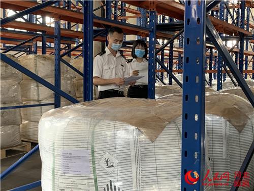 """黄骅港海关: """"一企一策""""助力企业开拓海外市场"""