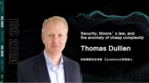 Zynamics公司创始人Thomas Dullien:安全,摩尔定律和反常的廉价复杂性