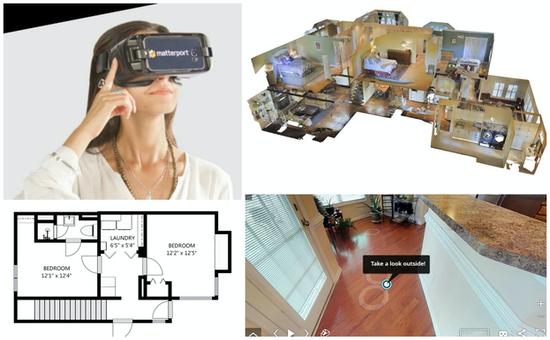 VR看房使美国房产交易屡创新高