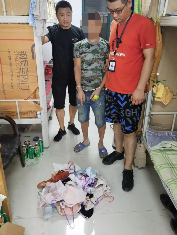 男子凌晨在杭州盗窃女性内衣裤,理由让人既可笑又心酸