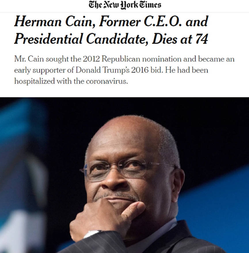 太吓人!这人死后还在发帖力挺特朗普…