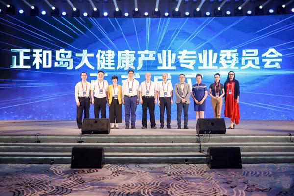 国内医疗健康龙头企业成立大健康产业专业委员会 廖杰远任首任理事长