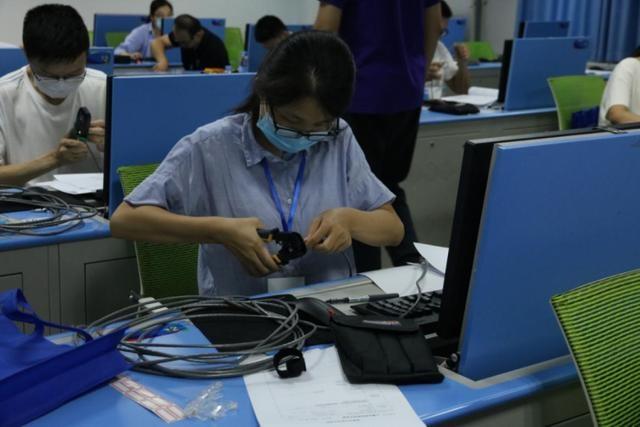 2020年淄博市青年职业技能大赛成功举办