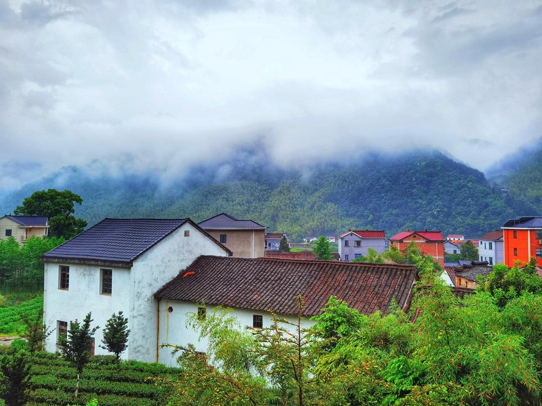 记忆里的乡愁||山不在高,有仙则名,这个村子就有神仙——停久村