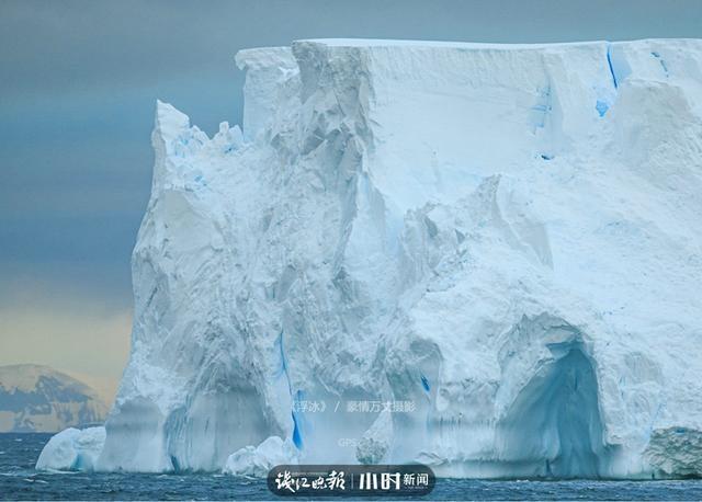 今日影像|看个冰川凉快一下!准备了半年,终于看到南极的晚霞