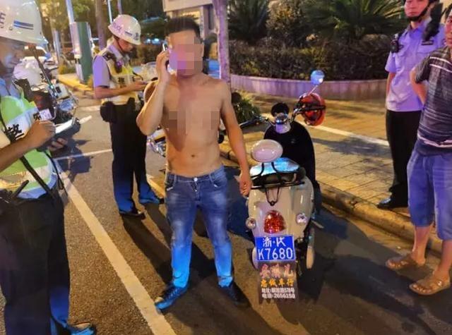 丽水首例 男子骑电动车酒驾被刑拘
