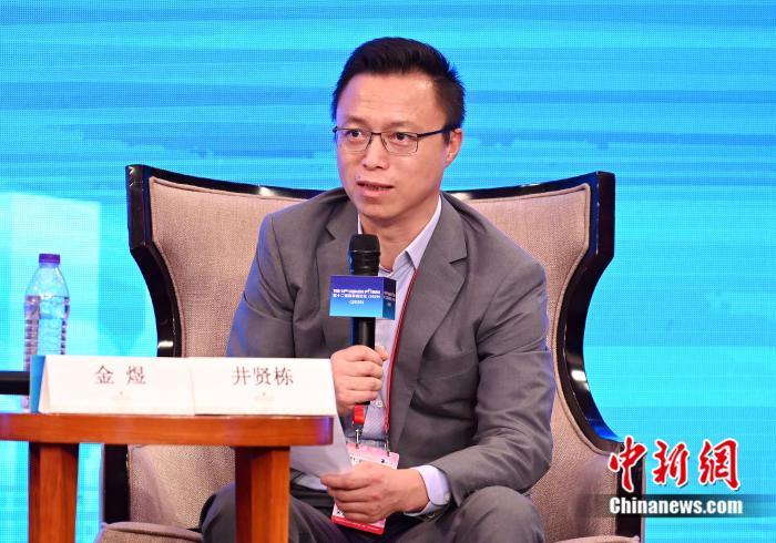新经济新面孔:蚂蚁金服董事长井贤栋:上海是数字新基建的最佳试验田