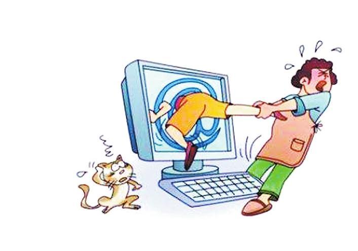 网游防沉迷系统难防孩子 不如靠家长的用心陪伴