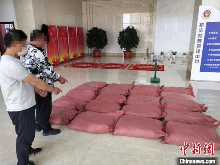 缴获毒品500公斤 内蒙古警方破获跨多地物流寄递贩毒案