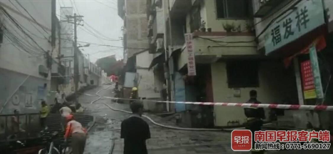 通报:百色电车电池爆炸致6人死亡火灾事故原因查明