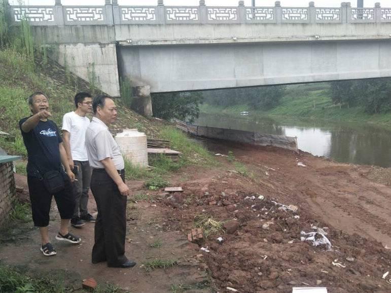 自贡沿滩建立三支防汛队伍 确保全域安全度汛