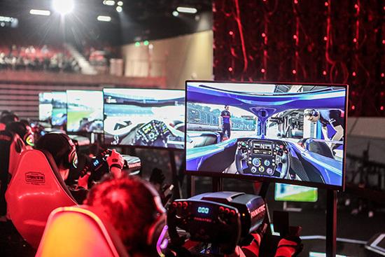 F1电竞全球锦标赛第四赛季即将开启